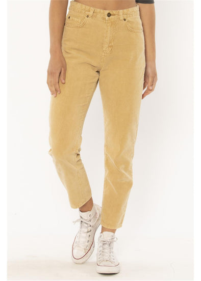 Sisstrevolution Womens Cord Lovin Woven Pants - The Smooth Shop