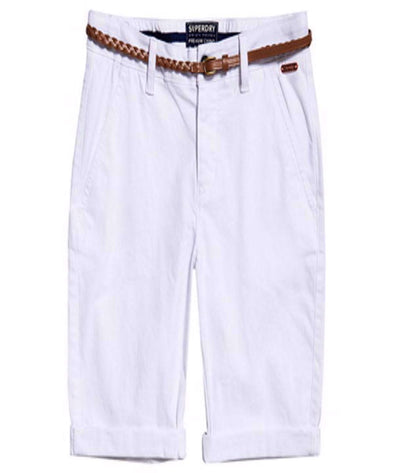 Superdry Womens Chino City Shorts - The Smooth Shop