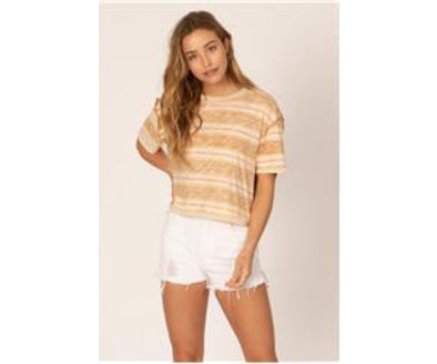 Sisstrevolution Womens Runnin The Halls Knit Top - The Smooth Shop