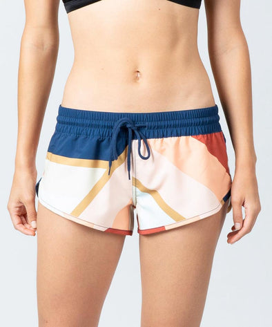 "Rip Curl Womens Sunsetters 2""Boardshorts - The Smooth Shop"