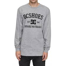 DC Shoes Mens Headphase Long Sleeve T-Shirt ADYZT04147 - The Smooth Shop