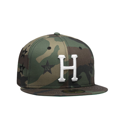 Hufs Mens Classic H All Star New Era Hat - The Smooth Shop