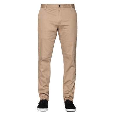 Huf Mens Fulton Chino Slim Pant PT61010 - The Smooth Shop