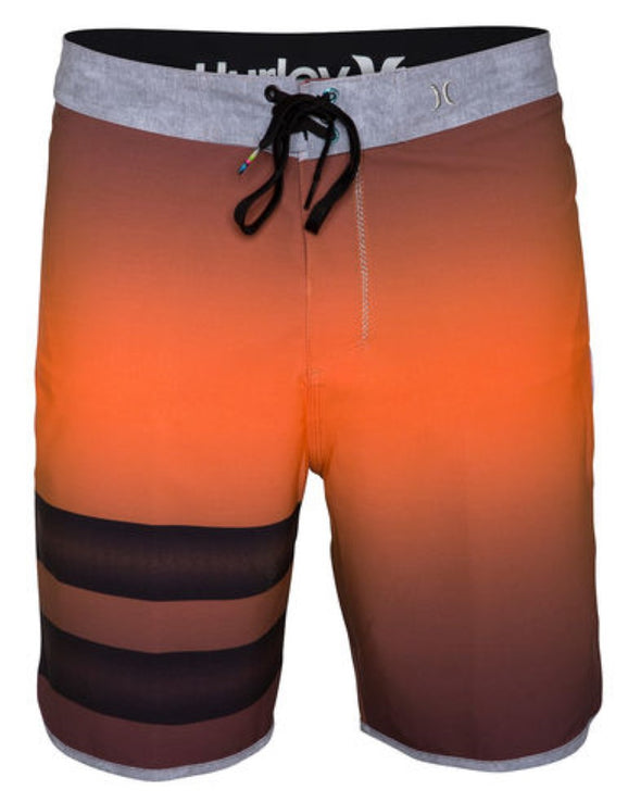 Hurley Mens Block Party Destroy Boardshorts MBS0002890 - The Smooth Shop