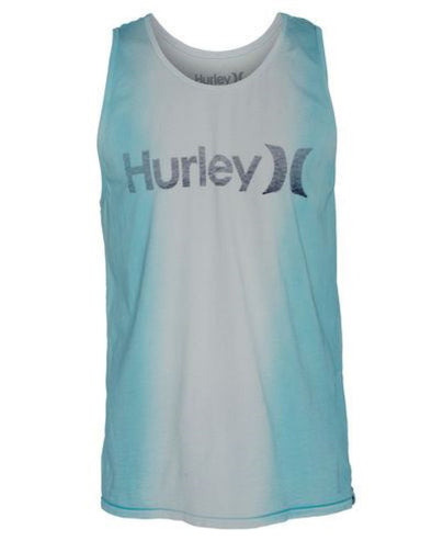 Hurley Mens One & Only Dip Tank Top MTK0002050 - The Smooth Shop