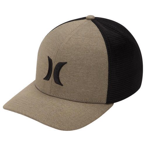 pretty cheap half off newest collection Hurley Mens One & Only Textures Trucker Hat 892032