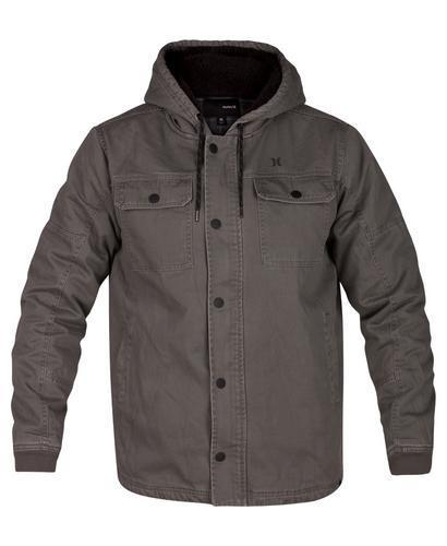 Hurley Mens Outdoor Jacket - The Smooth Shop