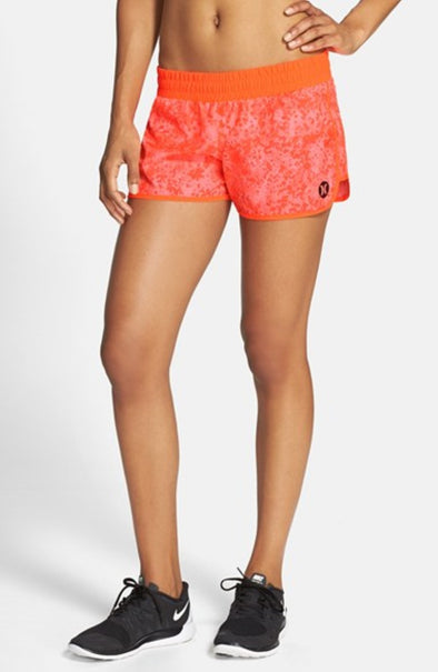 "Hurley Womens Dri-Fit 3.5"" Beachrider Runner Shorts GAB0000560 - The Smooth Shop"