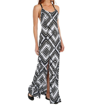 Hurley Womens Poppy Maxi Dress GDS0001840 - The Smooth Shop