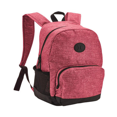 Hurley Blockade Heather Backpack HZQ052601NS - The Smooth Shop