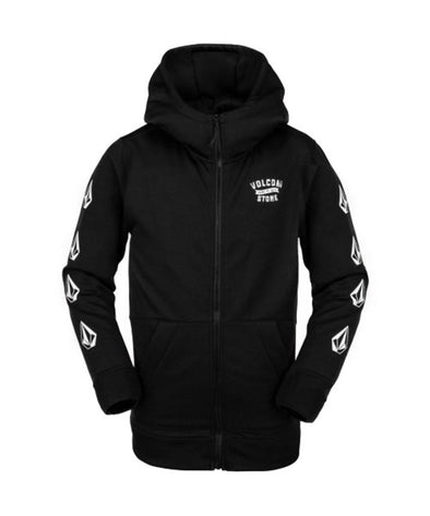 Volcom Boys Big Youth Krestova Fleece Hoodie - The Smooth Shop