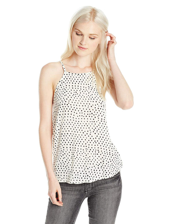 Billabong Womens Sea Dweller Top J503KSEA,White Cap,M - The Smooth Shop