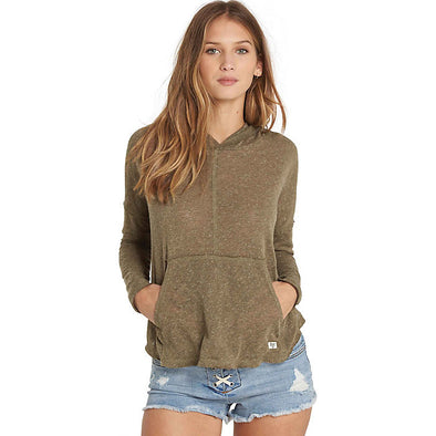 Billabong Womens These Days Sweater Hoodie J921QBTH - The Smooth Shop