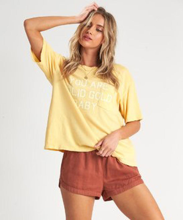 Billabong Womens Lover Boy Top - The Smooth Shop