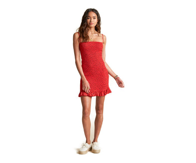 Billabong Womens Sincerely Jules Playing For Keeps Dress - The Smooth Shop