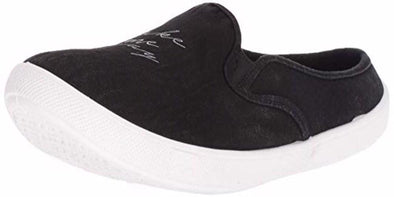 Billabong Womens Be Free Sneakers JFCTQBBE, Off Black, 8 - The Smooth Shop