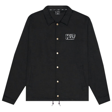 Huf Dropout Coaches Jacket - The Smooth Shop