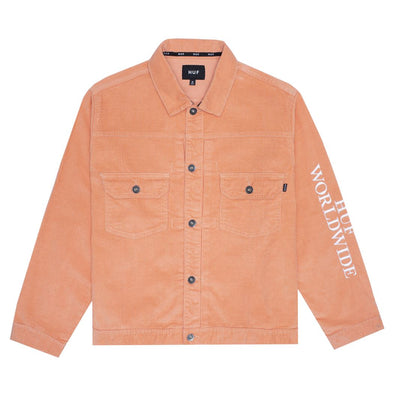 HUF LENNOX JACKET - The Smooth Shop