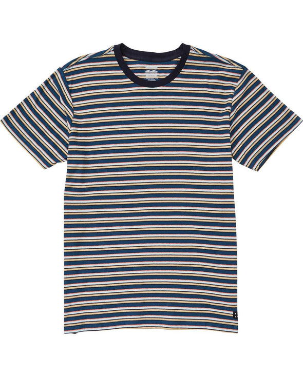 Billabong Boys 2-7 Die Cut Stripe T-Shirt - The Smooth Shop