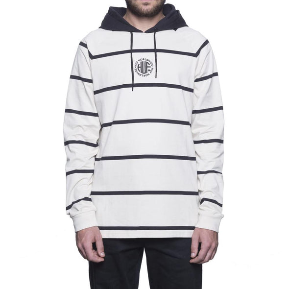 Huf Mens Transit Long Sleeve Knit Top KN00058 - The Smooth Shop