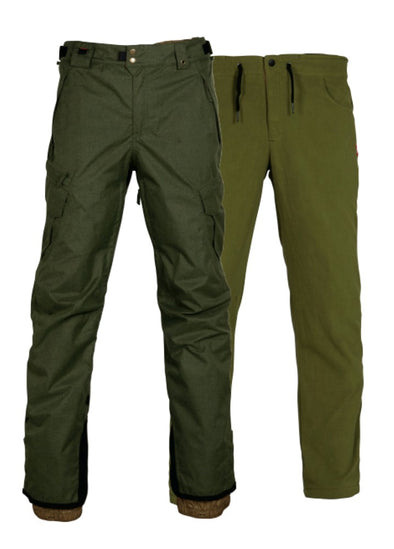 686 Mens Smarty Cargo Pant L7W208 - The Smooth Shop