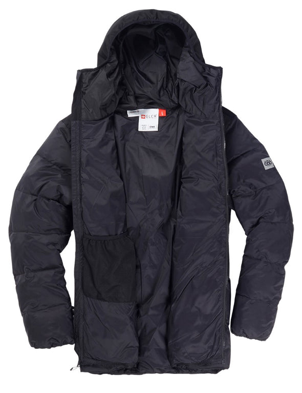 686 Mens GLCR Omega Down Insulator Jacket L7WGNS03 - The Smooth Shop