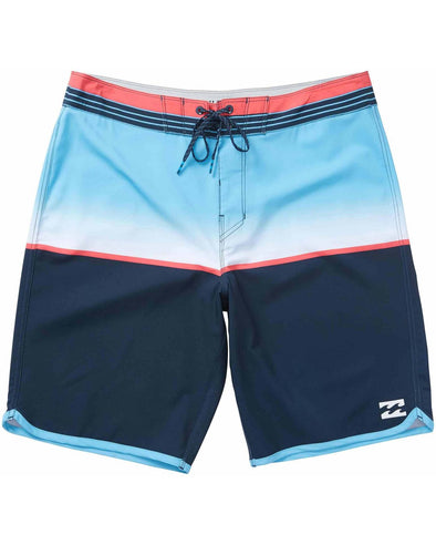 Billabong Mens Fifty 50 X Boardshorts M106LPIX, Blue, 40 - The Smooth Shop