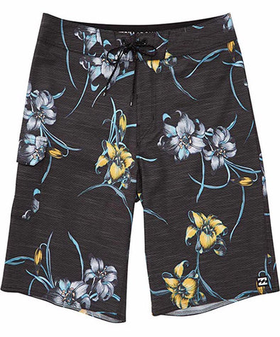 Billabong Mens Classic Solid Stretch Boardshorts - The Smooth Shop