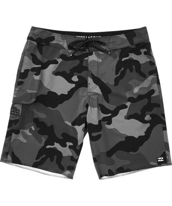 Billabong Mens All Day Camo Pro Boardshorts - The Smooth Shop