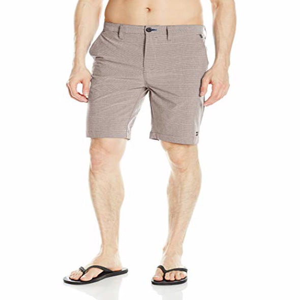 Billabong Mens Crossfire X Stripe Submersibles Shorts M204JCXS,Sand,32 - The Smooth Shop