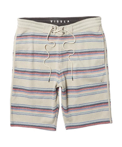 "Vissla Mens Funner Stripe 18.5"" Sofa Surfer Shorts - The Smooth Shop"