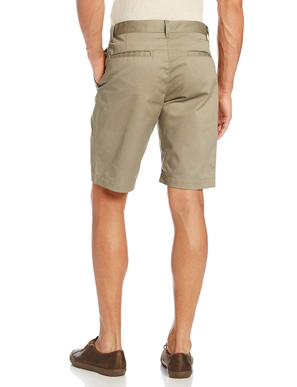 RVCA Mens Week-End Shorts M3211WES,Khaki,30 - The Smooth Shop