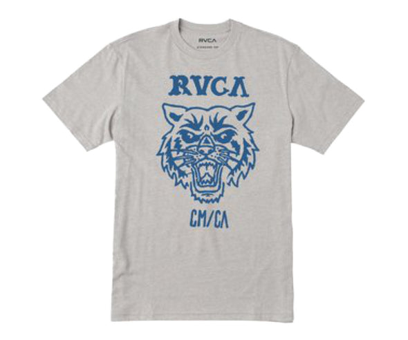 RVCA Mens Dmote Mascot T-Shirt - The Smooth Shop