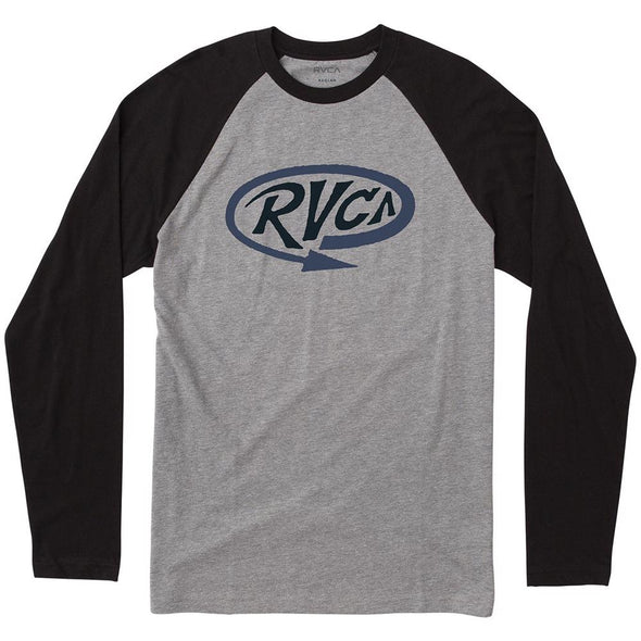 RVCA Mens Looped T-Shirt M454QRLO - The Smooth Shop