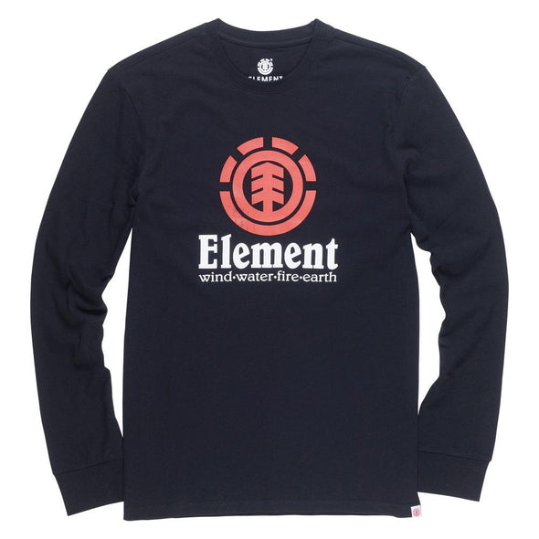 Element Mens Vertical Long Sleeve T-Shirt M475QEVL - The Smooth Shop