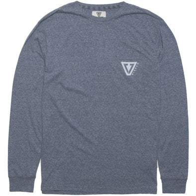 Vissla Mens Established Long Sleeve T-Shirt M484EESL - The Smooth Shop