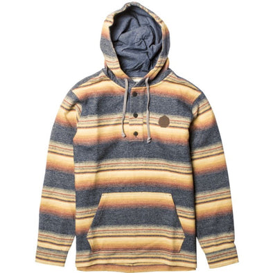 Vissla Mens El Granada Flannel Hoodie M503EELG - The Smooth Shop