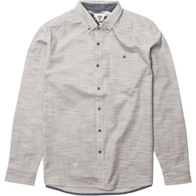 Vissla Mens Alderbrook Woven Shirt M504FALD - The Smooth Shop