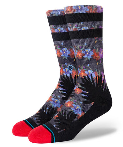 Stance Mens Island Lights Socks - The Smooth Shop