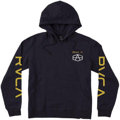 RVCA Mens Andrew Reynolds Hoodie M602QRAP - The Smooth Shop