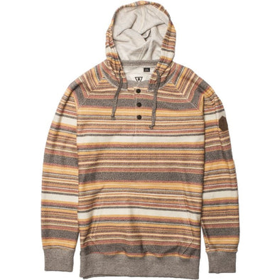 Vissla Mens Viajero Fleece Hoodie M603FVIA - The Smooth Shop
