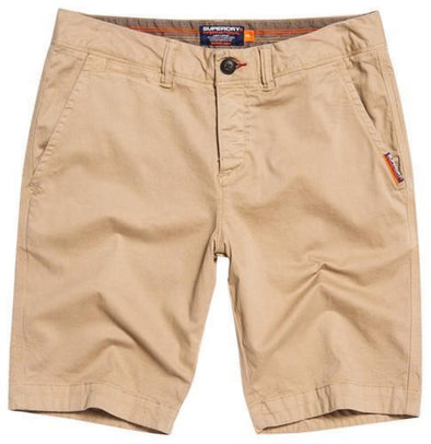Superdry Mens International Chino Shorts - The Smooth Shop
