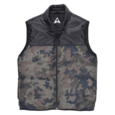 Element Mens Travel Well Puff Vest M746QEPV - The Smooth Shop