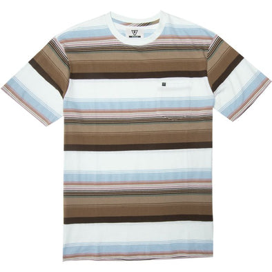 Vissla Mens The Cliffs Knit T-Shirt - The Smooth Shop