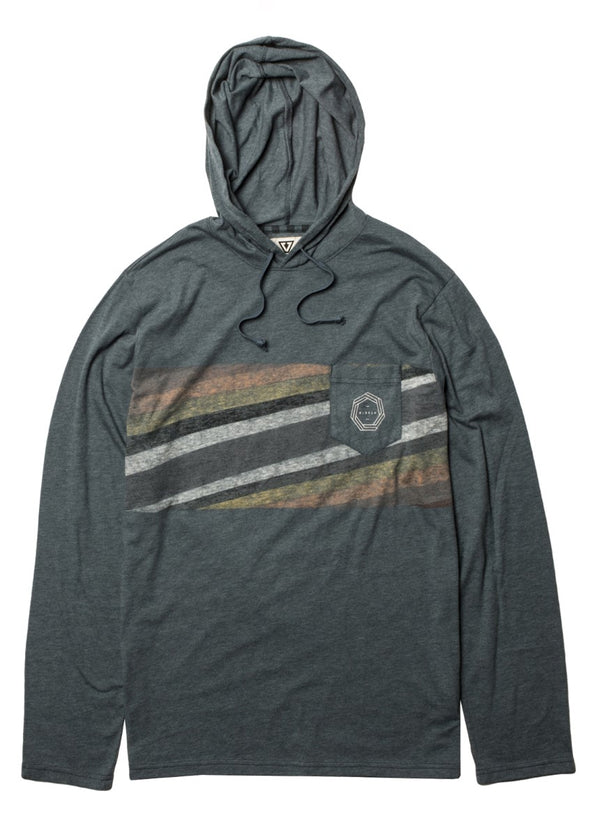 Vissla Mens Beach Rays Hoodie M904EBRH - The Smooth Shop