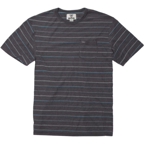 Vissla Mens Reeler Knit T-Shirt M910FREE - The Smooth Shop