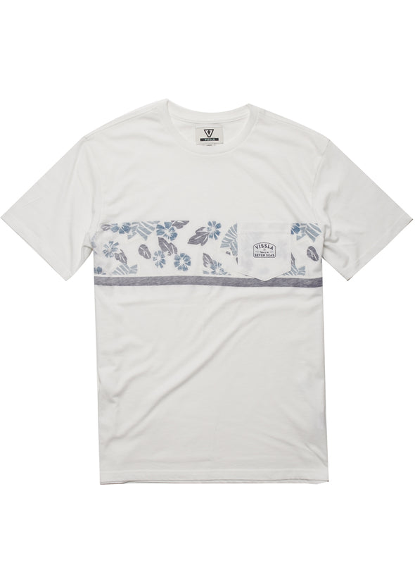 Vissla Mens Kalakaua Pocket T-Shirt - The Smooth Shop