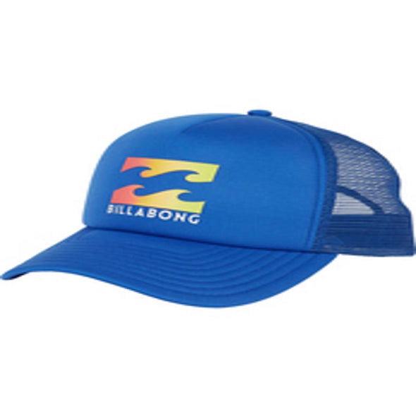 Billabong Mens Podium Trucker Hat MAHTGPOD - The Smooth Shop