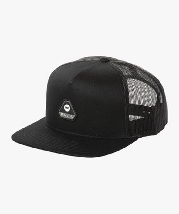RVCA Mens Shift Trucker Hat - The Smooth Shop