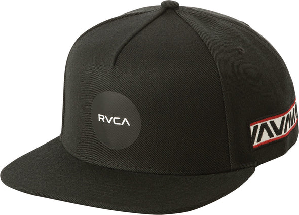 RVCA Mens Bruce Irons Snapback Hat MAHWNRBI - The Smooth Shop